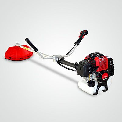 CE_Certificated_Gasoline_Brush_Cutter_W_Handle_33cc_Engine_power_stroke